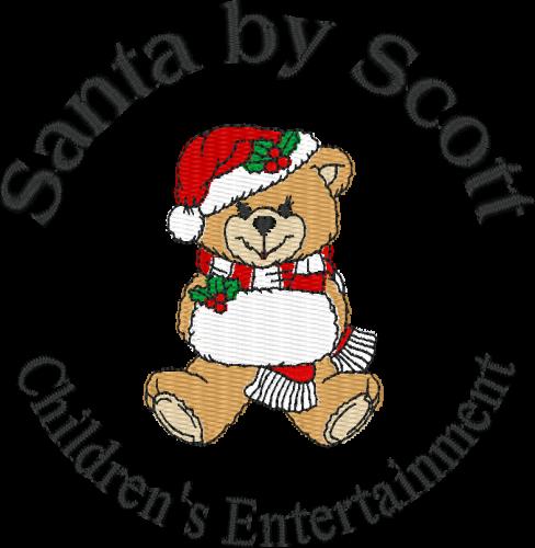 Santa by Scott Logo